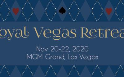 Royal Vegas Retreat 2020