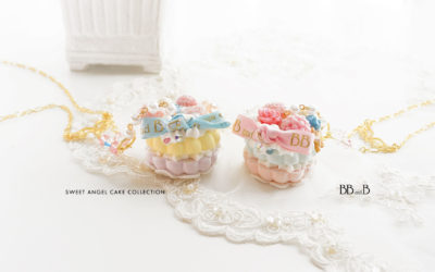 Sweet Angel Cake Series
