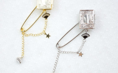 Enchanted Storybook Pins