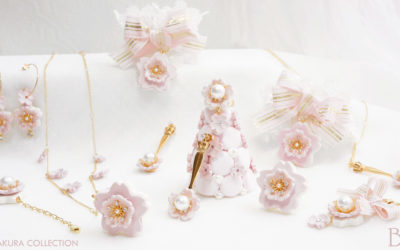 Jeweled Sakura Collection